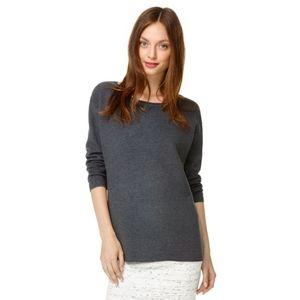 Aritzia Wilfred free Blanchard sweater grey s
